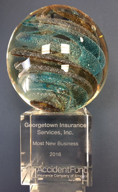 georgetown insurance receives award from fund